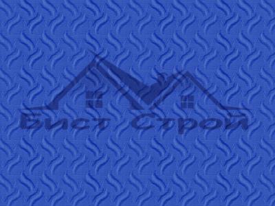 Регал 17 синий