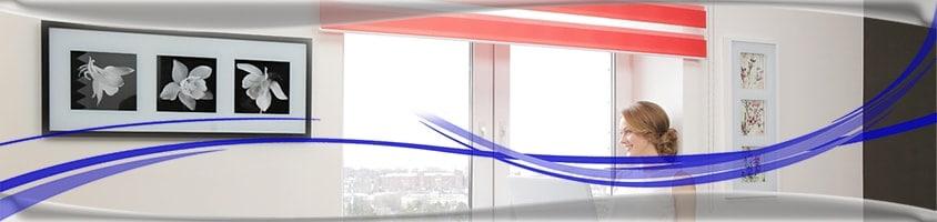 Рулонные шторы GRANDE BOX DUO