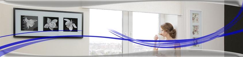 Рулонные шторы GRANDE BOX