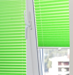 Плиссированные шторы INTEGRA PLISSE